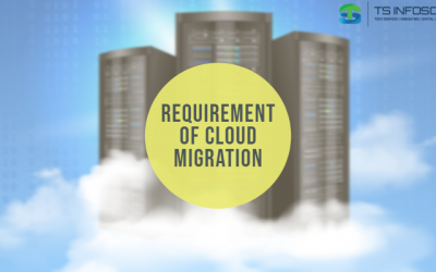 Requirement of Cloud Migration